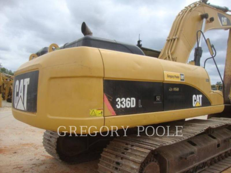 CATERPILLAR TRACK EXCAVATORS 336D equipment  photo 11