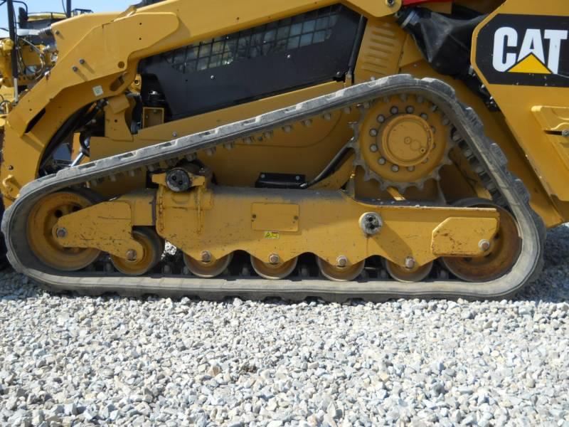 CATERPILLAR CARGADORES MULTITERRENO 299 D XHP equipment  photo 11