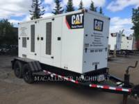 CATERPILLAR PORTABLE GENERATOR SETS XQ 300 equipment  photo 1