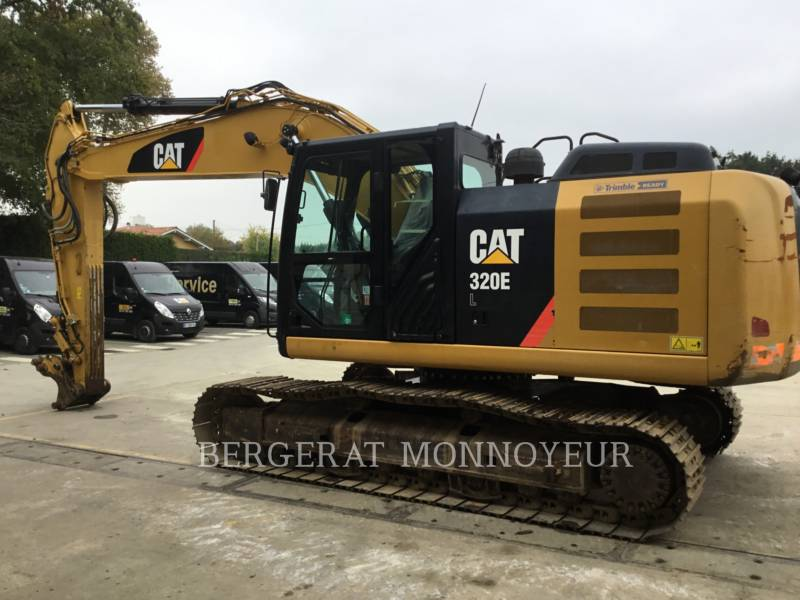 CATERPILLAR トラック油圧ショベル 320EL equipment  photo 6