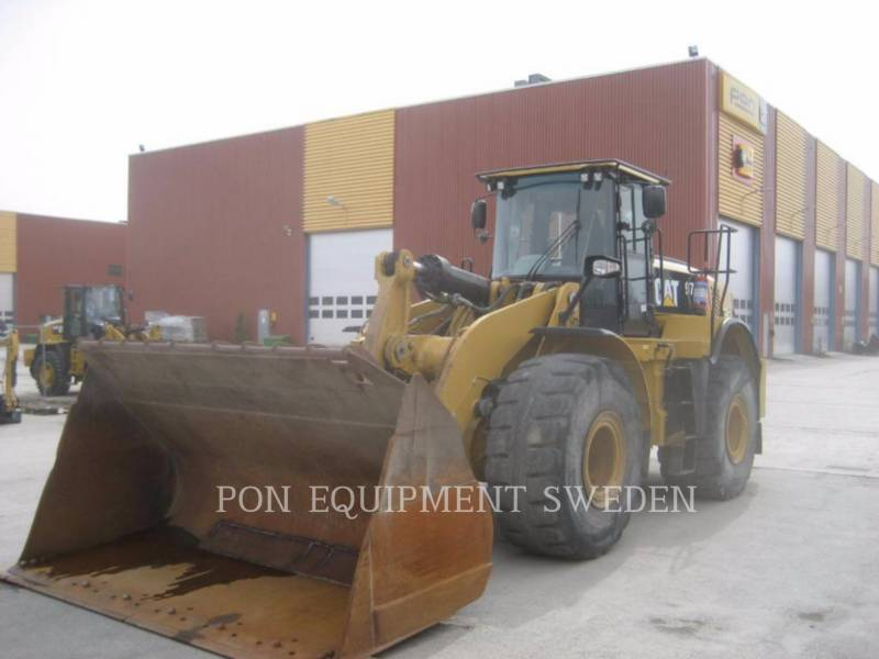 CATERPILLAR WHEEL LOADERS/INTEGRATED TOOLCARRIERS 972 K equipment  photo 1