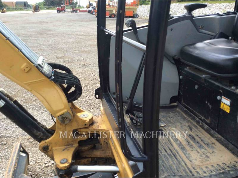CATERPILLAR KETTEN-HYDRAULIKBAGGER 302.7DCR equipment  photo 15