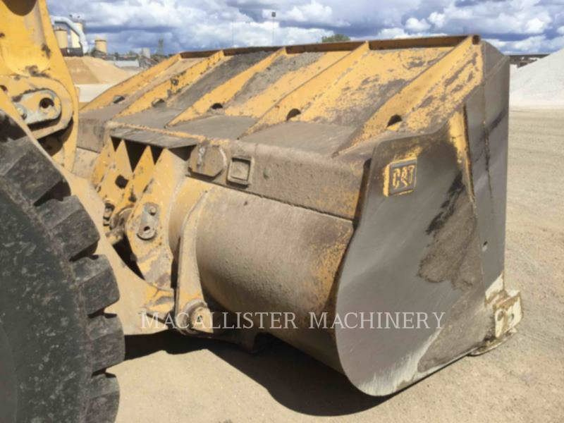 CATERPILLAR CARGADORES DE RUEDAS 980H equipment  photo 13