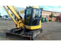 Equipment photo KOMATSU PC 88 MR-8 ESCAVADEIRAS 1