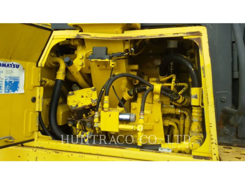 KOMATSU LTD. KETTENDOZER D61PX-15 equipment  photo 20