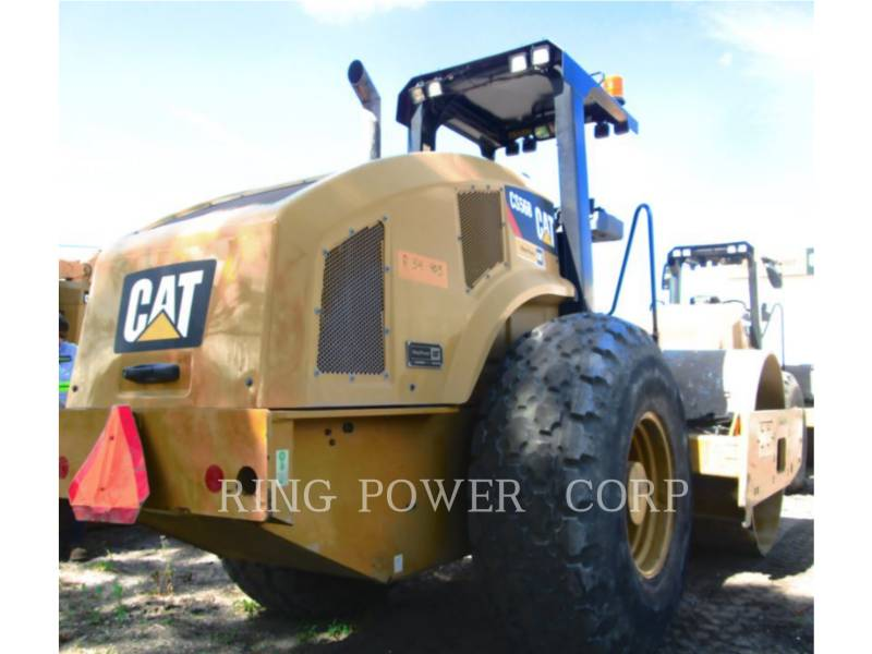 CATERPILLAR COMPACTEURS TANDEMS VIBRANTS CS56B equipment  photo 4