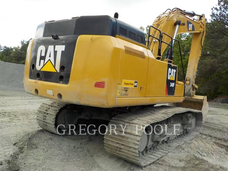 CATERPILLAR PELLES SUR CHAINES 349F L equipment  photo 10