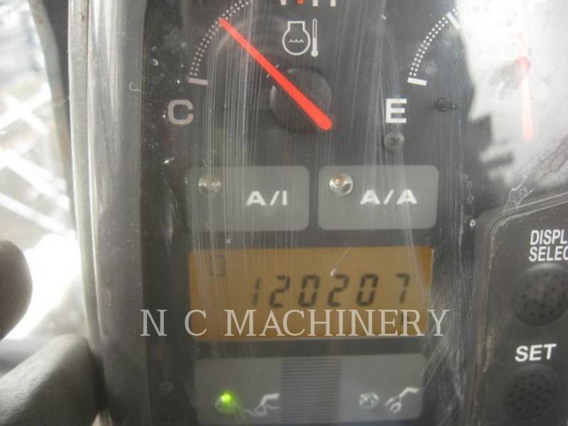 HITACHI MÁQUINA FORESTAL ZX370F-3 equipment  photo 9