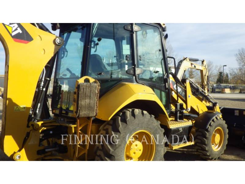 CATERPILLAR CHARGEUSES-PELLETEUSES 420F2ITLRC equipment  photo 5