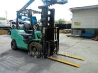 CATERPILLAR LIFT TRUCKS FORKLIFTS FG30N equipment  photo 2