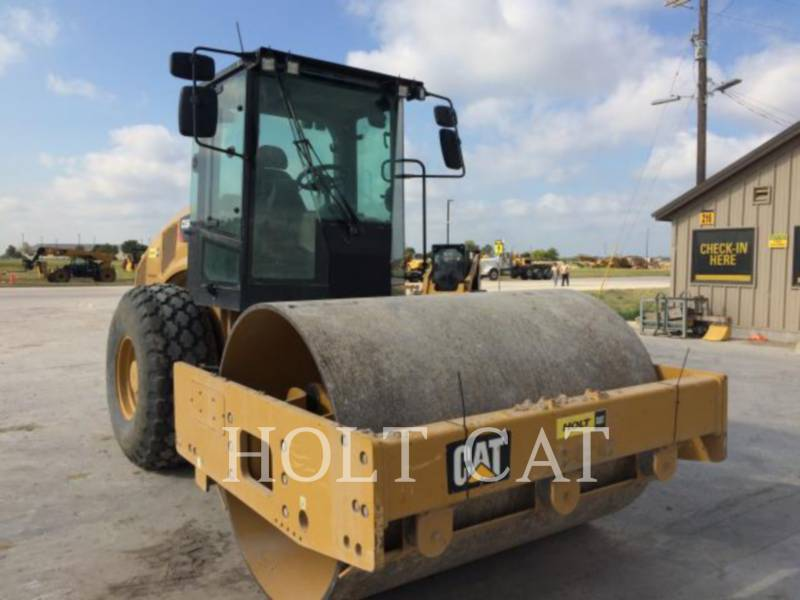 Caterpillar TAMBUR SIMPLU VIBRATOR PENTRU ASFALT CS56B CAB equipment  photo 1