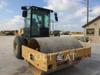 Equipment photo CATERPILLAR CS56B CAB EINZELVIBRATIONSWALZE, ASPHALT 1