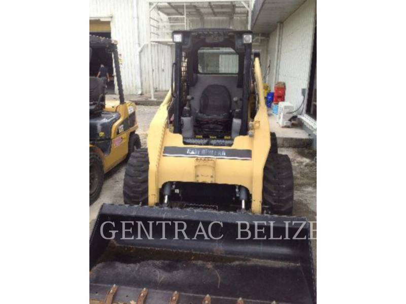 CATERPILLAR PALE COMPATTE SKID STEER 262B equipment  photo 3