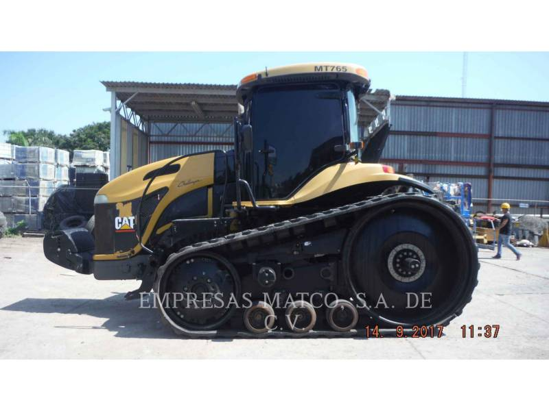 AGCO-CHALLENGER TRACTOARE AGRICOLE MT765 equipment  photo 3