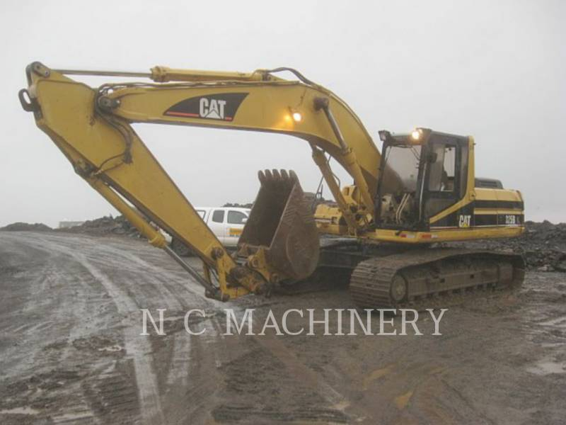 CATERPILLAR トラック油圧ショベル 325B L equipment  photo 1