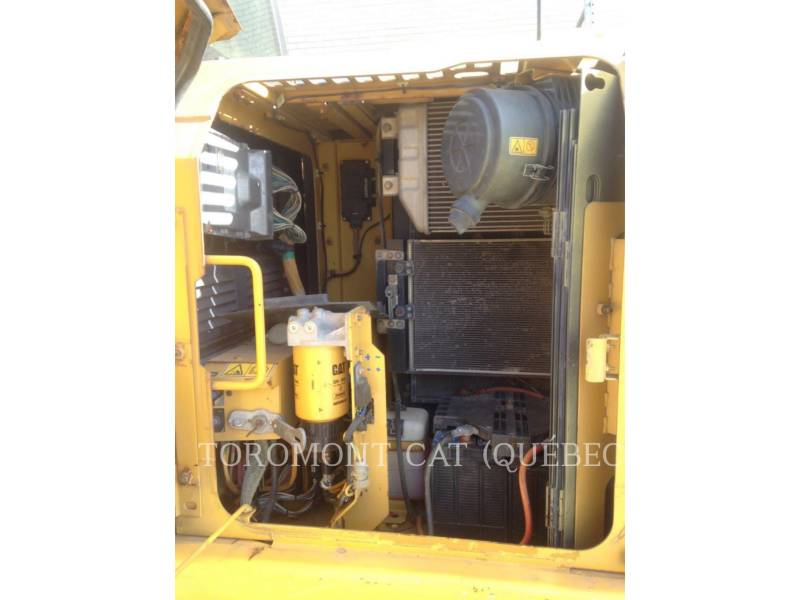CATERPILLAR TRACK EXCAVATORS 312DL equipment  photo 9