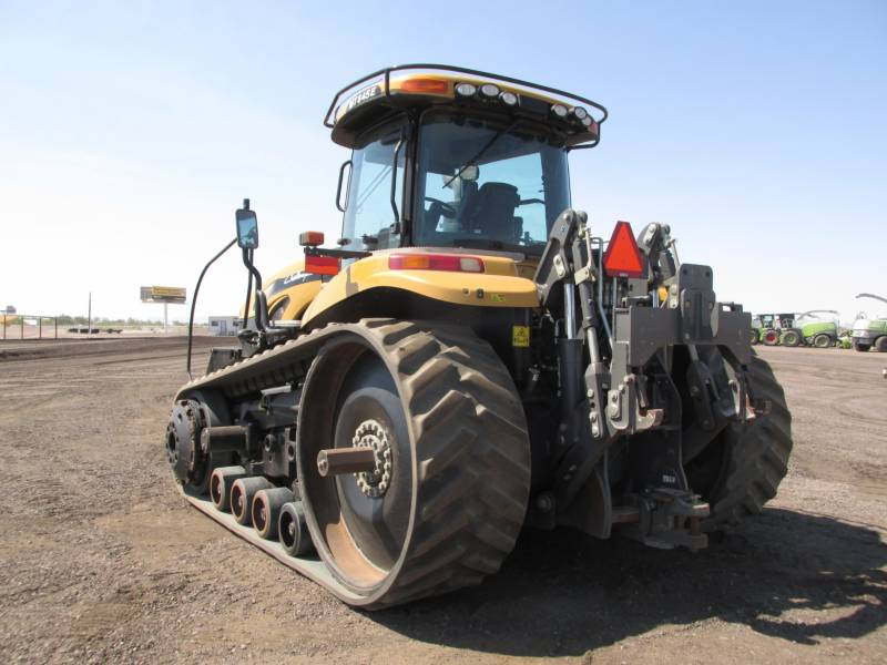 AGCO-CHALLENGER LANDWIRTSCHAFTSTRAKTOREN MT845E equipment  photo 3