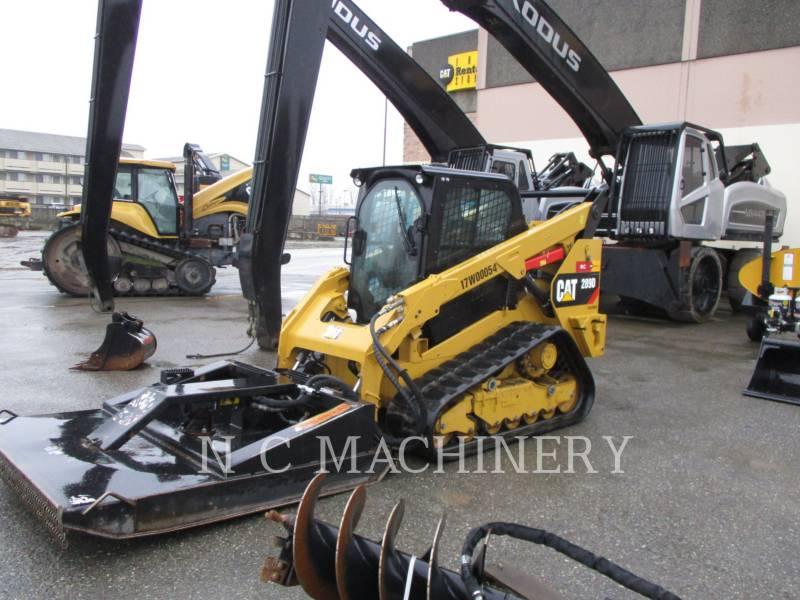 CATERPILLAR MINICARGADORAS 289D H2CB equipment  photo 4