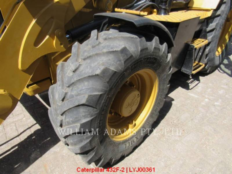 CATERPILLAR BACKHOE LOADERS 432F2LRC equipment  photo 12