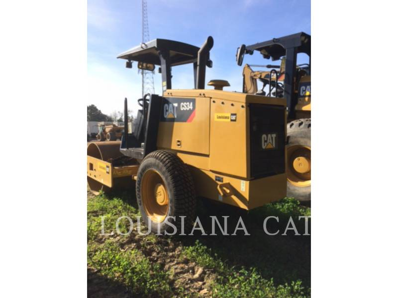 CATERPILLAR COMPACTEURS CS34 equipment  photo 4