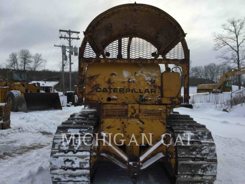 CATERPILLAR TRACTORES DE CADENAS D7E1970 equipment  photo 6