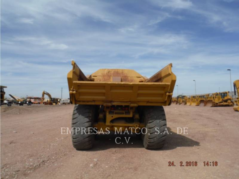 CATERPILLAR DUMPER ARTICOLATI 740 EJECTOR equipment  photo 8