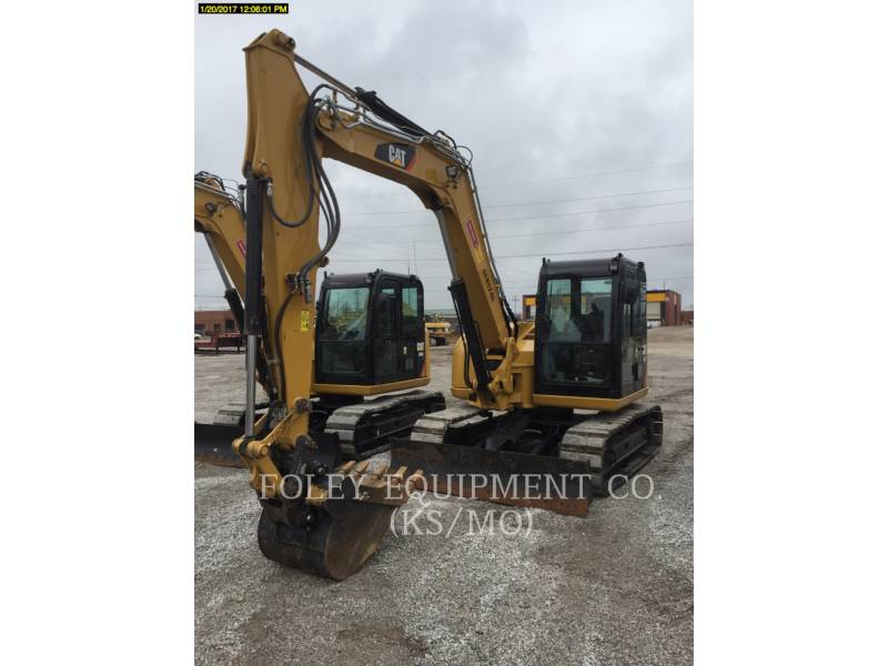 CATERPILLAR PELLES SUR CHAINES 308E2CRSBL equipment  photo 1
