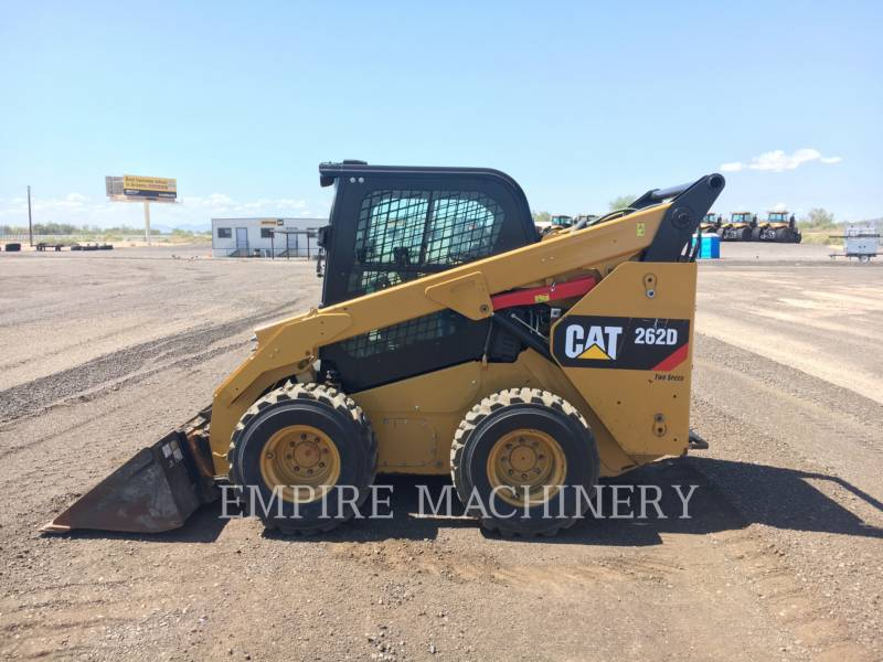 CATERPILLAR KOMPAKTLADER 262D equipment  photo 2