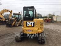 CATERPILLAR TRACK EXCAVATORS 305.5E2 ATQ equipment  photo 8