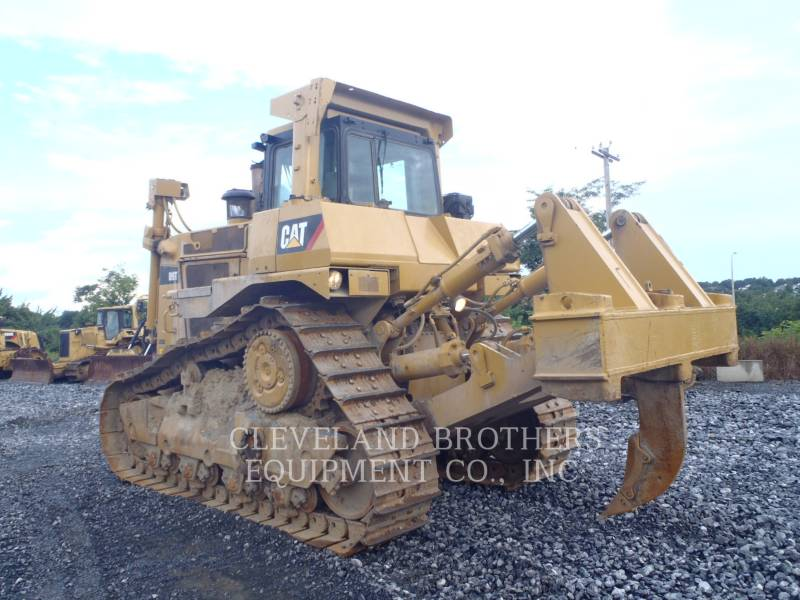 CATERPILLAR KETTENDOZER D9T equipment  photo 2