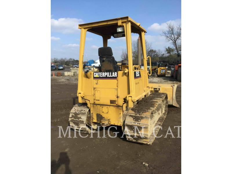 CATERPILLAR TRACK TYPE TRACTORS D5CIII equipment  photo 12