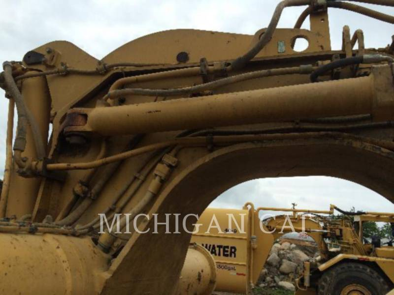 CATERPILLAR MOTOESCREPAS 627F equipment  photo 14