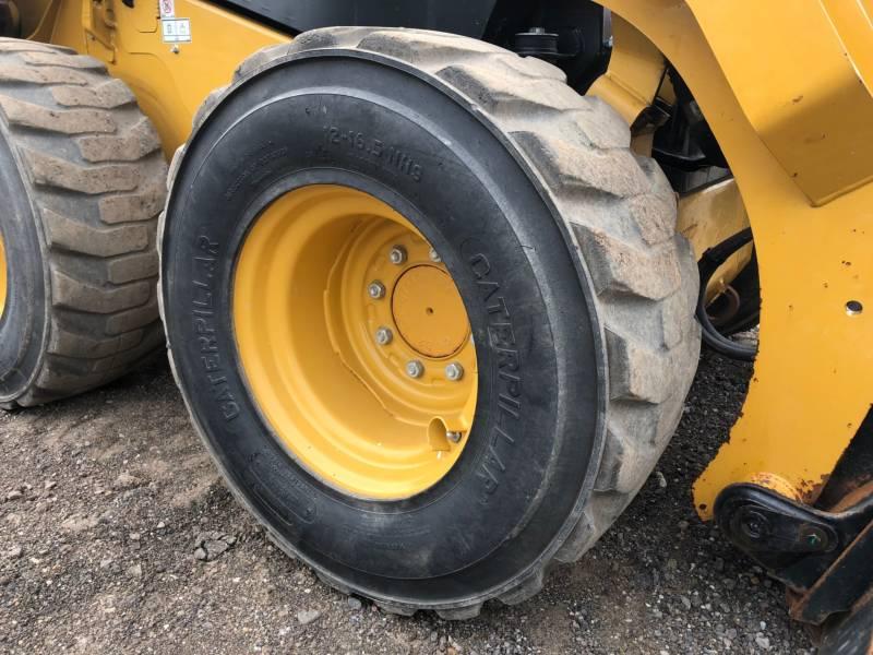 Caterpillar MINIÎNCĂRCĂTOARE RIGIDE MULTIFUNCŢIONALE 236 D equipment  photo 14
