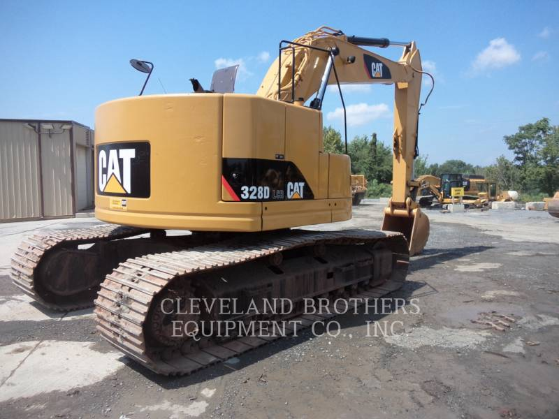CATERPILLAR EXCAVADORAS DE CADENAS 328DLCR equipment  photo 3