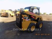 CATERPILLAR PALE COMPATTE SKID STEER 232D equipment  photo 2
