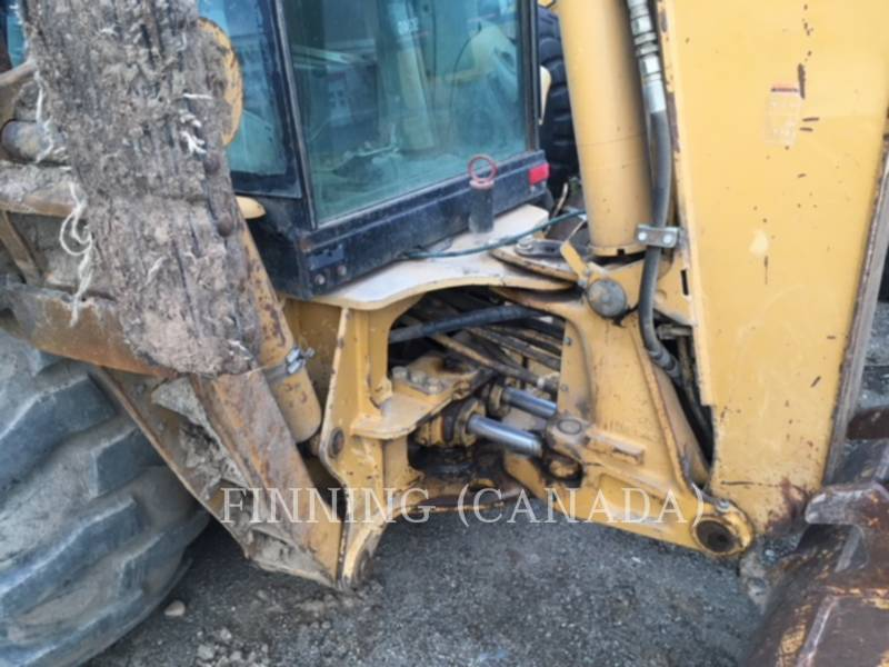 CATERPILLAR CHARGEUSES-PELLETEUSES 420D equipment  photo 5