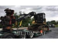 Equipment photo Caterpillar 501 HD SILVICULTURĂ – TĂIETOR 1