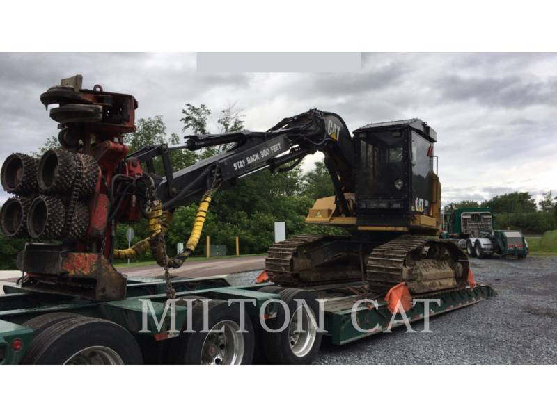 CATERPILLAR FORESTAL - COSECHADORA 501 HD equipment  photo 1