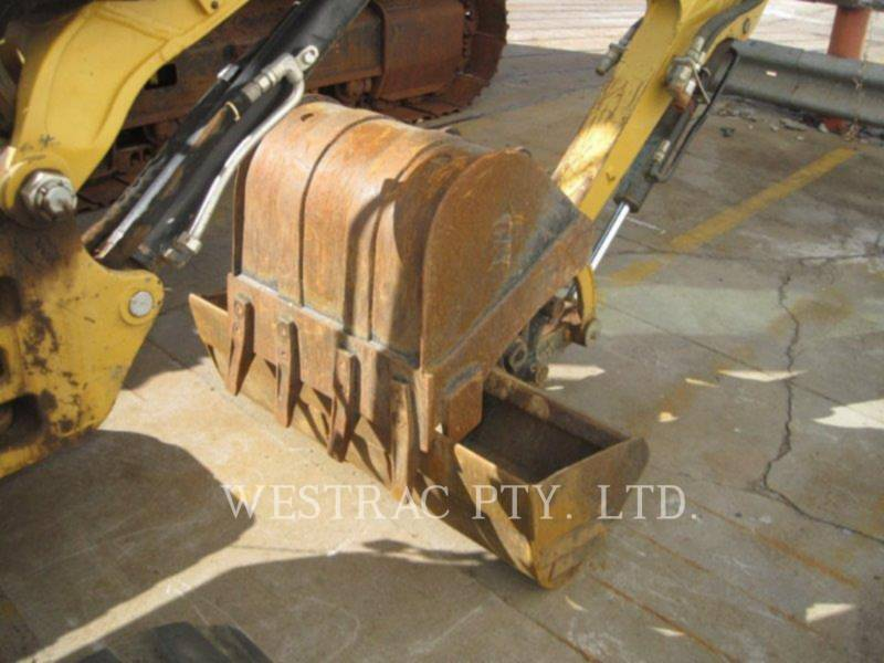 CATERPILLAR PELLES SUR CHAINES 302.7DCR equipment  photo 8