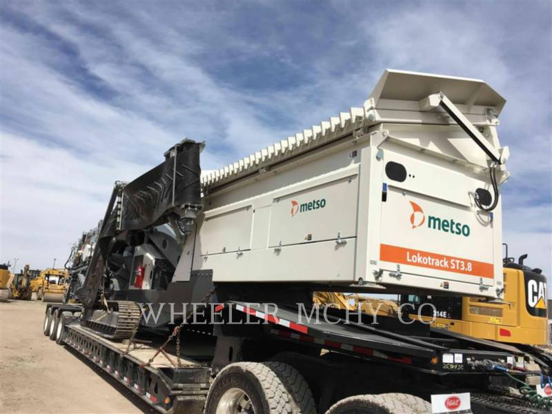 METSO SIEBE ST3.8 SCRN equipment  photo 4