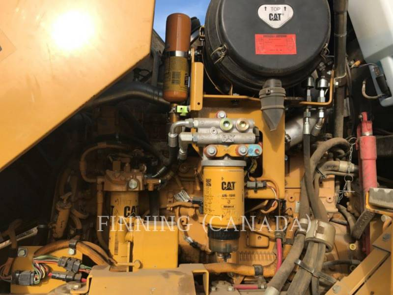 CATERPILLAR KNICKGELENKTE MULDENKIPPER 730 equipment  photo 14