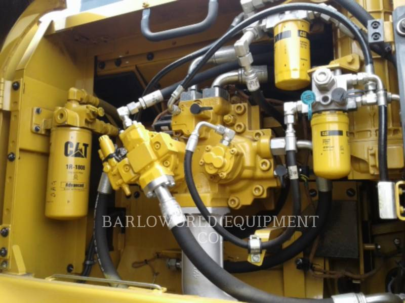 CATERPILLAR ESCAVATORE/ESCAVATORE FRONTALE DA MINIERA 336D equipment  photo 13