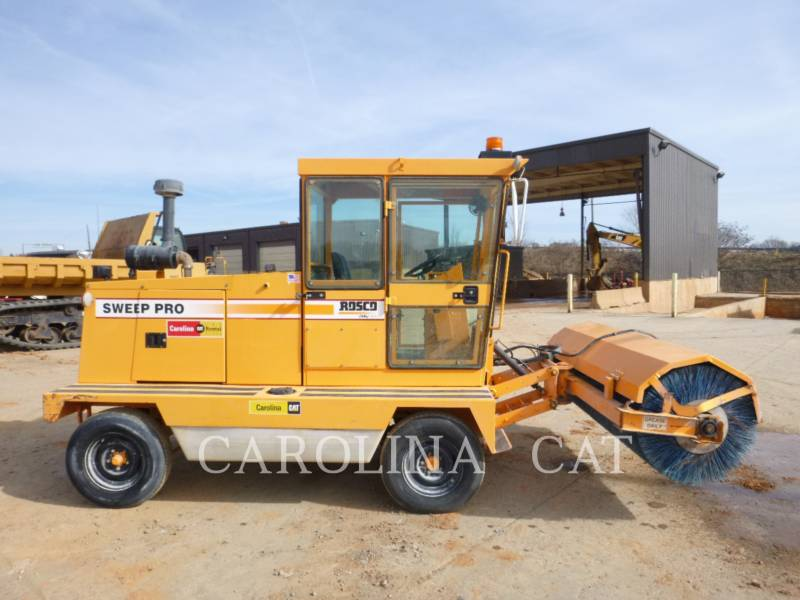 ROSCO Balais de Route SWEEPPRO equipment  photo 1