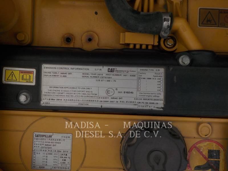 CATERPILLAR EXCAVADORAS DE CADENAS 312D2L equipment  photo 18