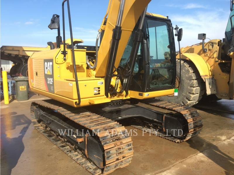 CATERPILLAR KETTEN-HYDRAULIKBAGGER 312FGC equipment  photo 2