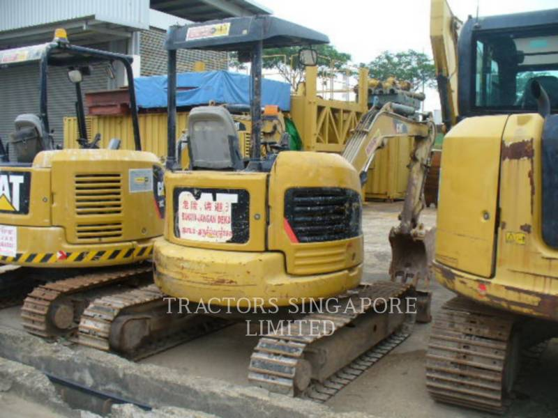 CATERPILLAR TRACK EXCAVATORS 303.5DCR equipment  photo 4