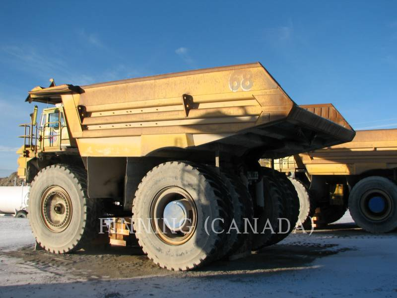 EUCLID-HITACHI OFF HIGHWAY TRUCKS R-190 equipment  photo 4