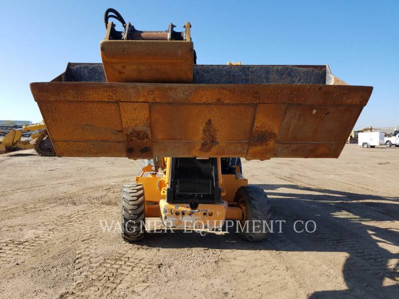CASE BAGGERLADER 580SUPERN equipment  photo 7