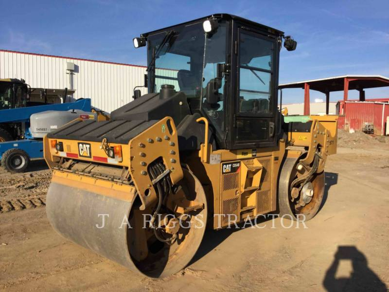 CATERPILLAR COMPACTADORES CD54B equipment  photo 1