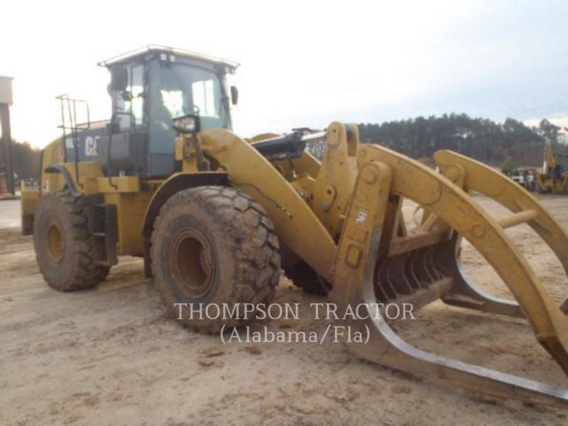 CATERPILLAR CARGADORES DE RUEDAS 950K LL equipment  photo 2